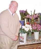 Tom Horan, Horan's Flower Shop