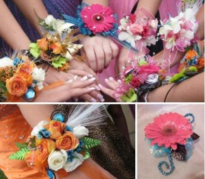prom-corsages
