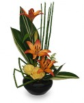 """""""Artistic Tribute"""" Fathers Day Flowers"""