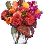 Cozy Up With Fall Flirtations Flowers