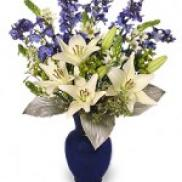 Florists Help Send A Happy Chanukkah Bouquet or Flowers For Another Occasion!
