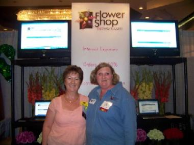 Mary (Blooming Idea) & Amy (FSN)