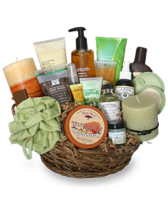 Bosses Day Personal Care Gift Basket