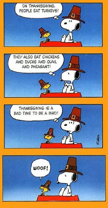 "A ""Peanuts""â""¢ Thanksgiving"