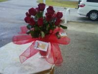 The Roses Delivered By Bloomin'