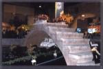 Gondola & Bridge at The Opening Gala