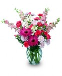 "Try The ""Thinking of You"" Bouquet with Larkspur"