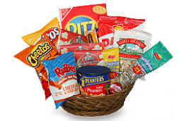 Personalized Food Basket