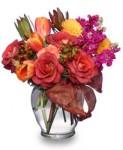 """Fall Flirtations"" Vase Arrangement"