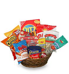 Bosses Day Salty Gift Basket