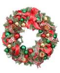 Flower Shop Network Festive Holiday Wreath