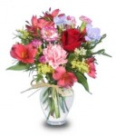 """Try """"Flower Garden"""" Or Other Get Well Flowers"""