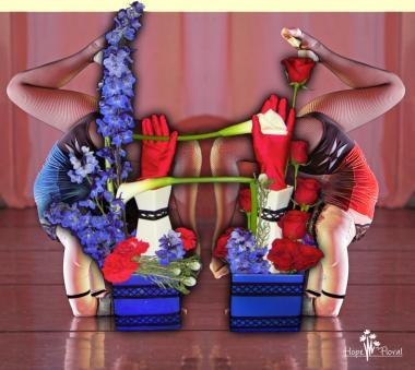 Design Inspiration Challenge - Design by Hope Floral