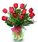 """Timeless Tulips Bouquet"" of Flowers"