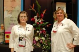 FSN At Texas State Florists Association Convention