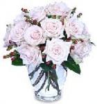 White Roses Help Express Unity