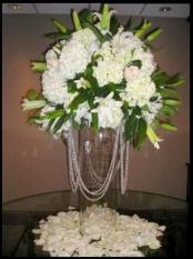 Victorian Style Flower Arrangement