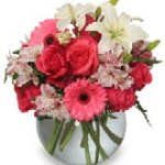 """Floral Attraction"" Bouquet"