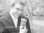 Prom Pocket Squares from Oak Hill Florist