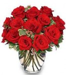 Express Passionate Love With Red Roses