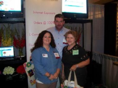 Connie of Plant It Earth with Joe Hays & Rebecca Speer
