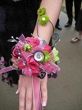Prom Wrist Corsage