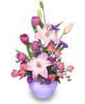 """Lavender Love"" Anniversary Flowers"