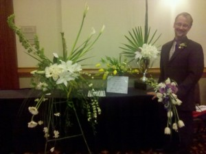 Robbin Yelverton - National Florist of the Year