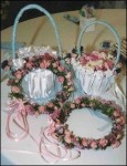 Creative Wedding Flowers from Oak Hill Florist