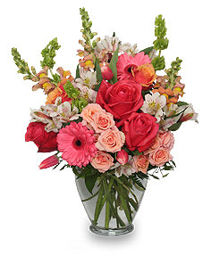 Cherish Spring Flower Arrangement