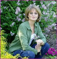 Photo of Kate Collins - Flower Shop Mystery Series Author