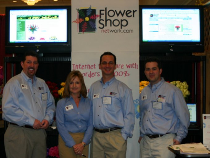Northeast Floral Expo - FSN Booth