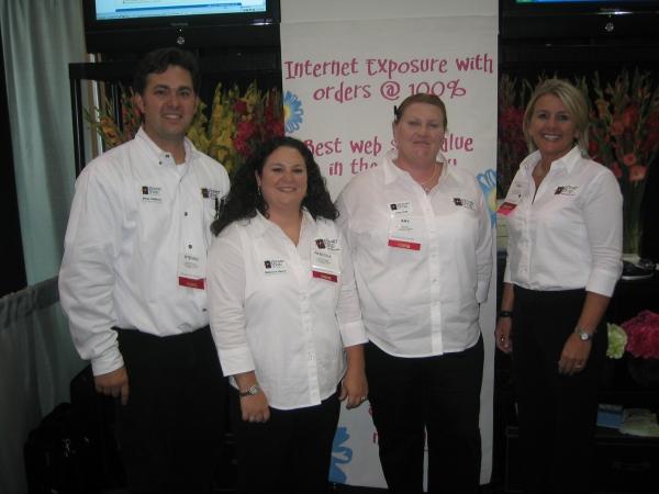 fsn staff attending tsfa 2006