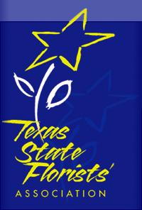 Texas State Florists' Association Logo Image