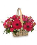 """Lasting Love"" Mothers Day Basket"