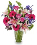 """Remember Mom"" Mothers Day Bouquet"
