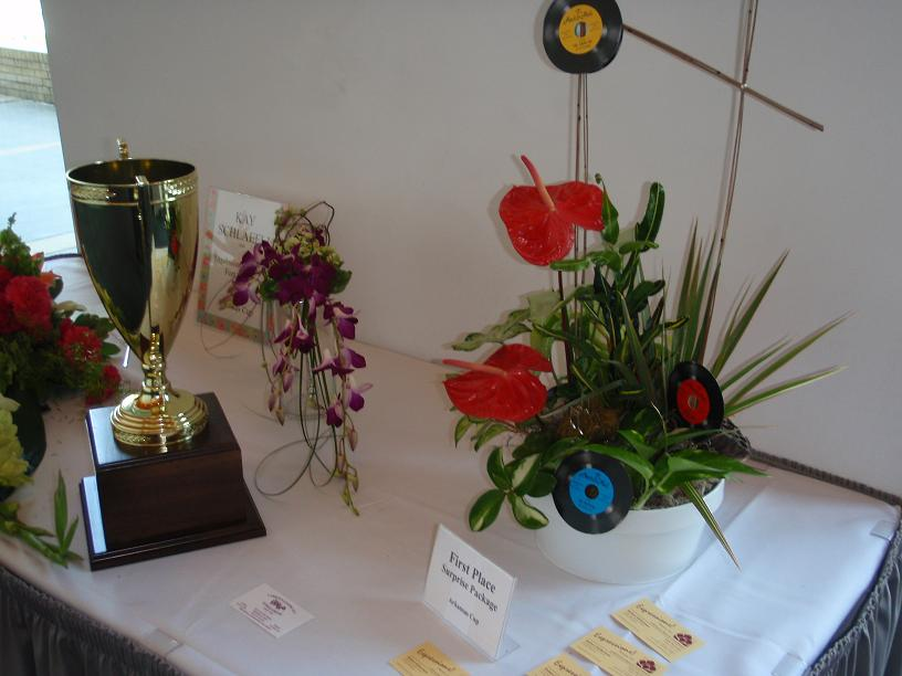 Award winning flowers at the 2009 asfa convention mightylinksfo