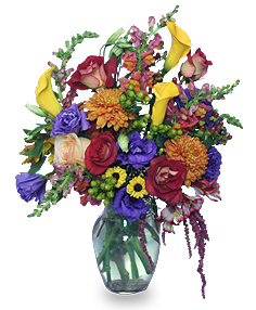 Flower Arrangements From Local Florist