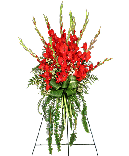 Send funeral flowers from a real local florist with Flower Shop Network