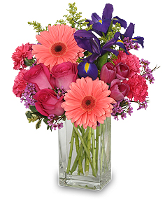 Send flowers from a real local florist!
