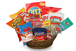Gift Basket For Fathers Day