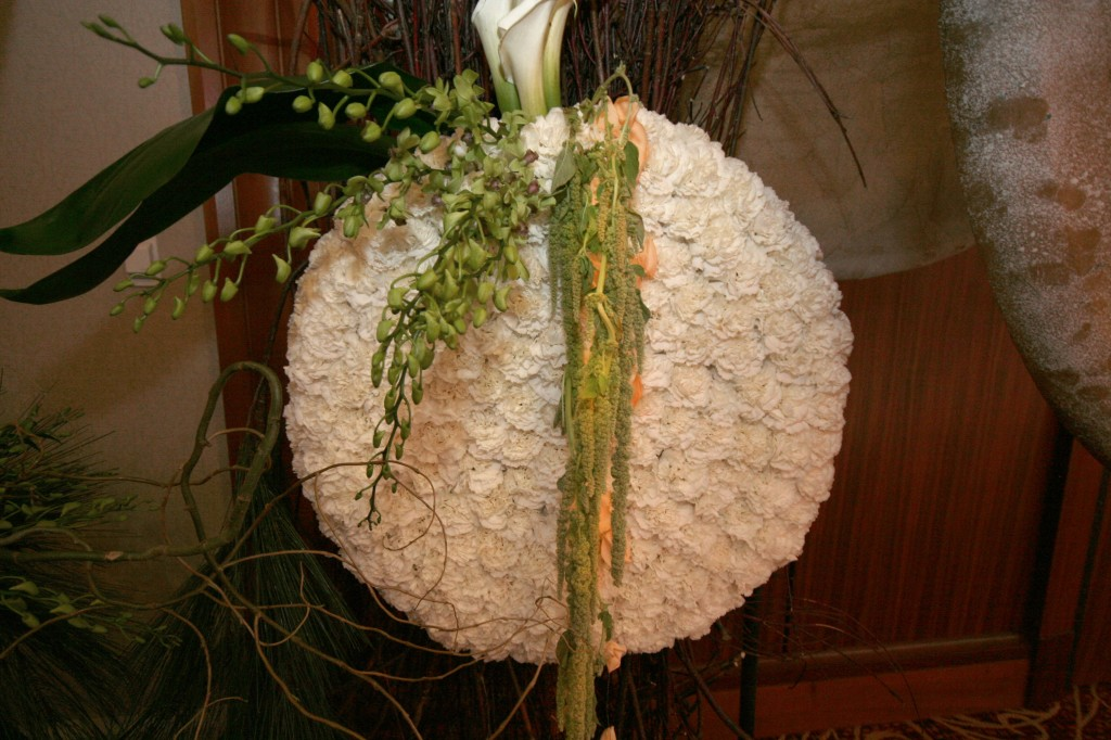 Winter Solstice Floral Design