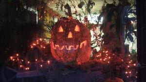 Light Up Jack-o-Lantern Decoration
