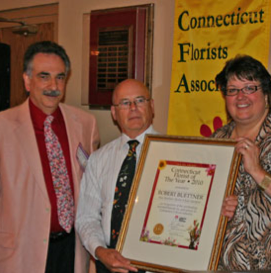 Bob Buettner, Connecticut Florist of the Year