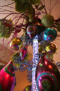 Contemporary Christmas Ornaments
