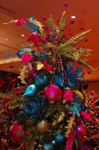 Glitz & Glam Christmas Tree