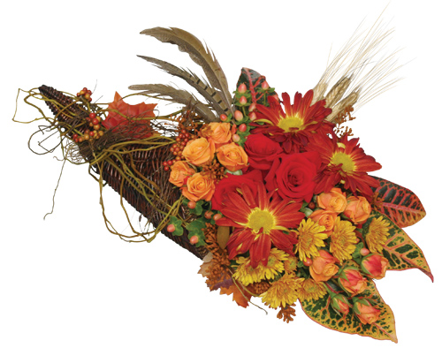 Thanksgiving Day Flowers