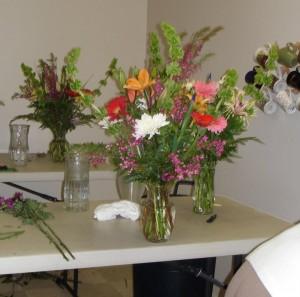 Flower Classes: DIY Arrangments
