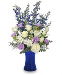 Hanukkah Flower Arrangement