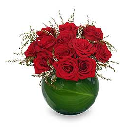 Send Romantic Roses From A Local Florist